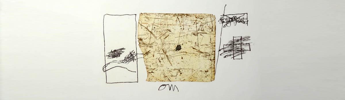 Subasta de grabados y litografías de Antoni Tàpies