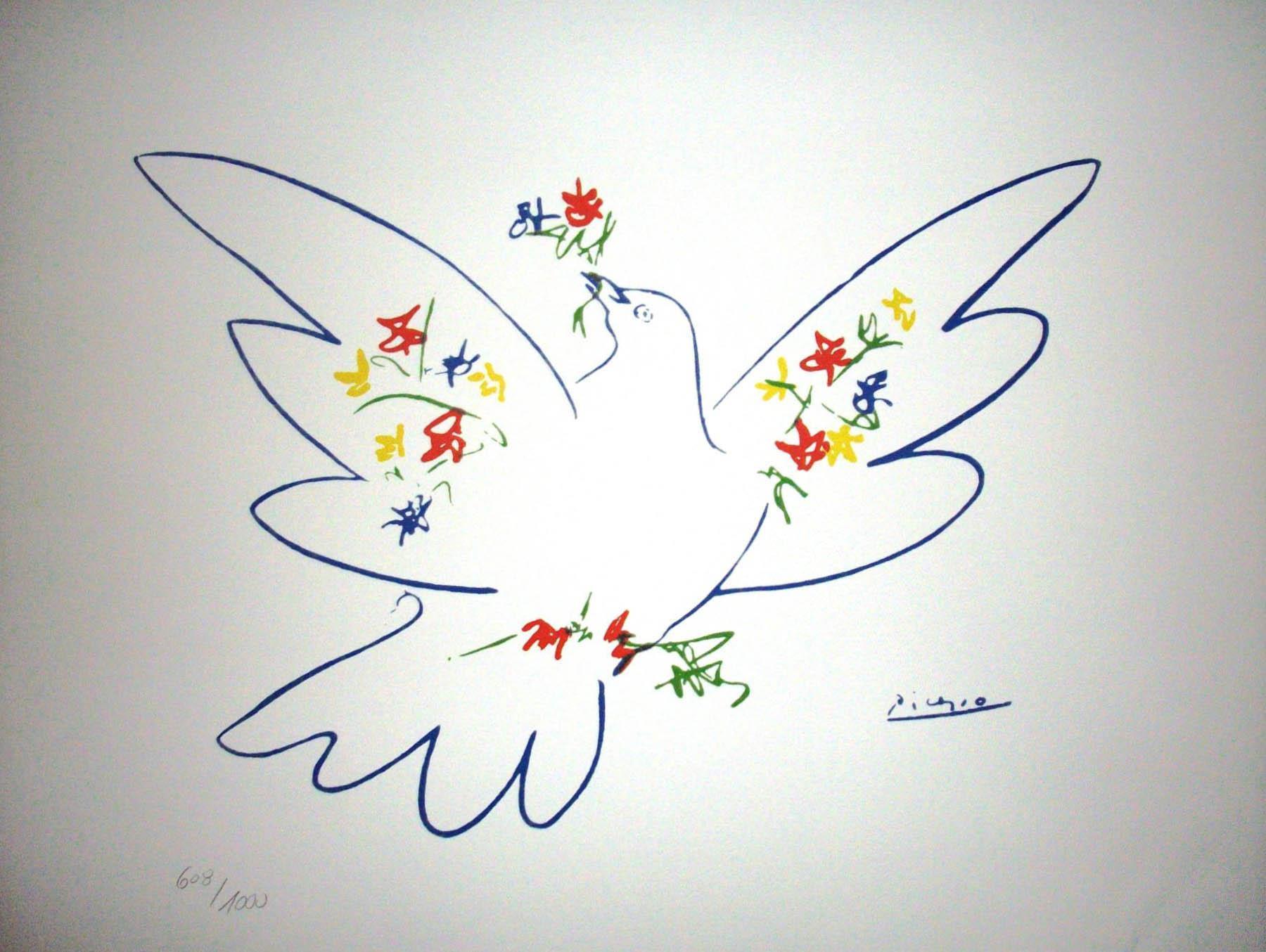 Picasso Paloma