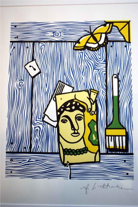 Roy Lichtenstein: