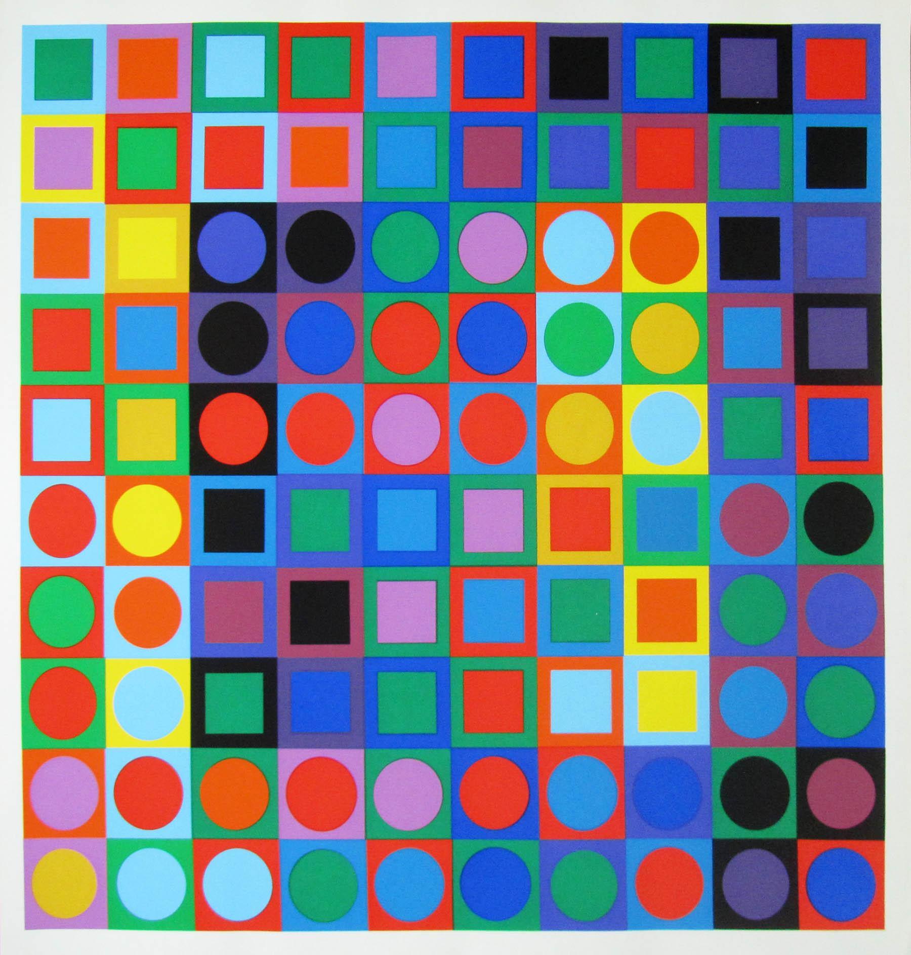 Obras de Victor Vasarely