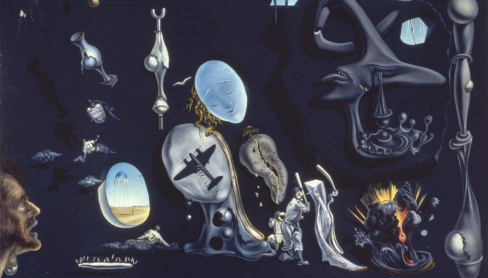 Las pinturas nucleares de Salvador Dalí