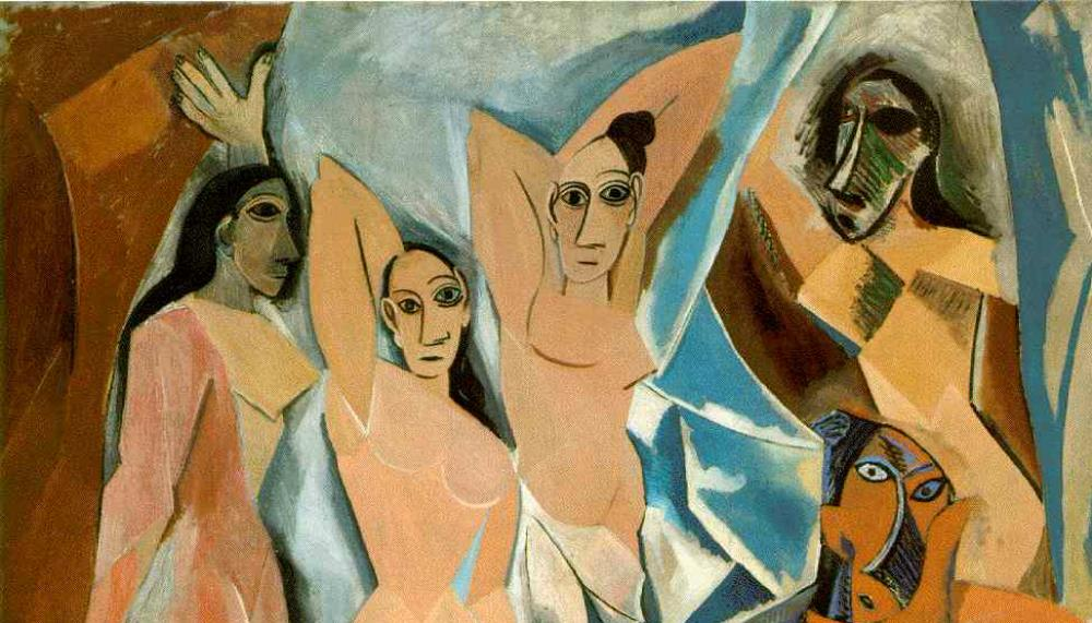 Las Señoritas d'Avignon a subasta: la esencia del primer cubismo