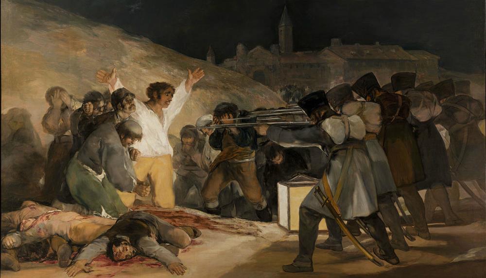 Goya, o la representación plástica del espíritu de un siglo
