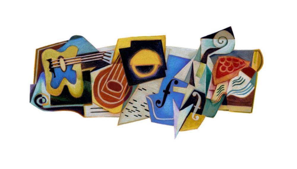 4 artistas que cuentan con su propio Google Doodle