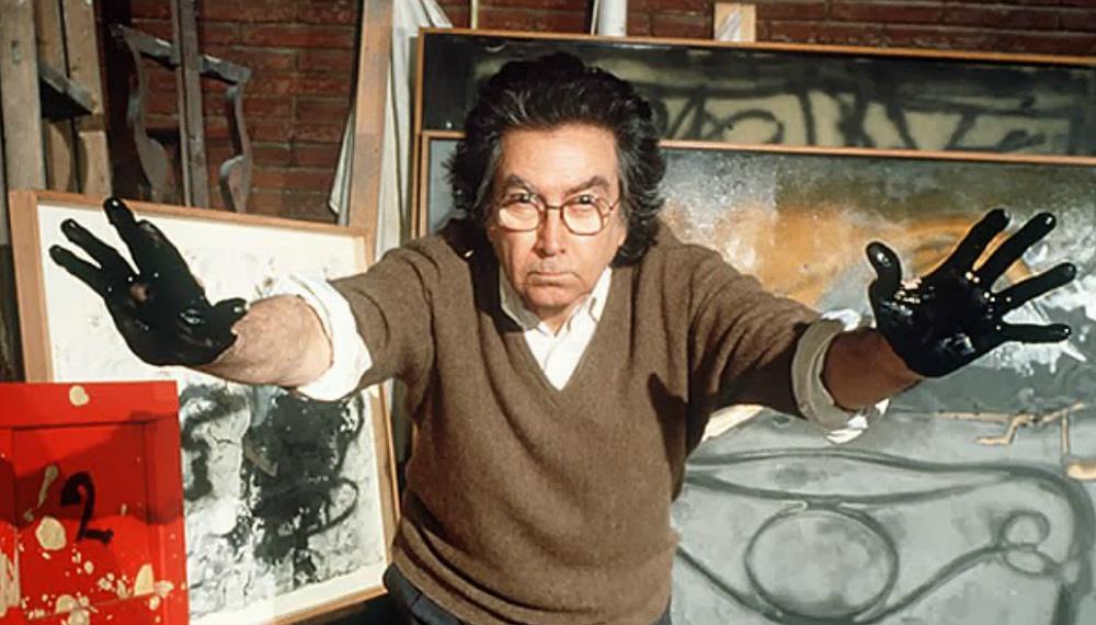 Antoni Tàpies y la onda expansiva de la bomba atómica