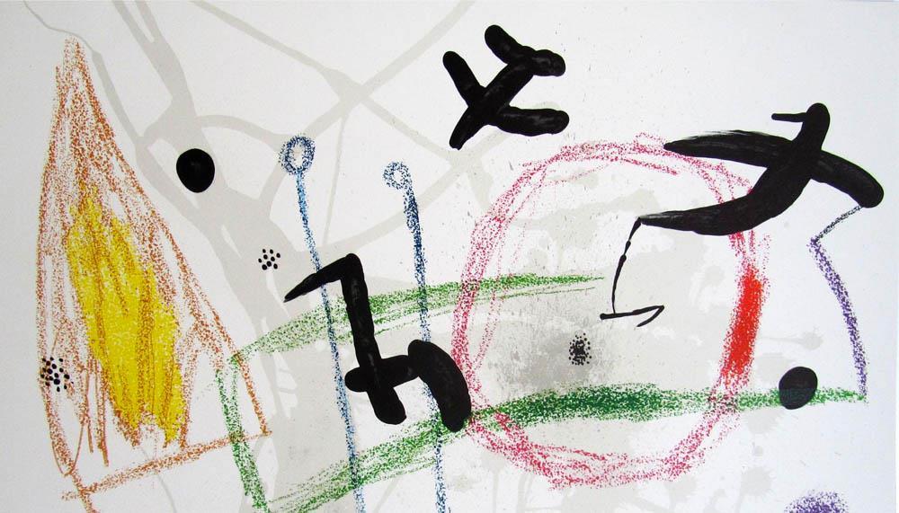 La pintura de Joan Miró: el camino hacia una forma única de expresar el mundo