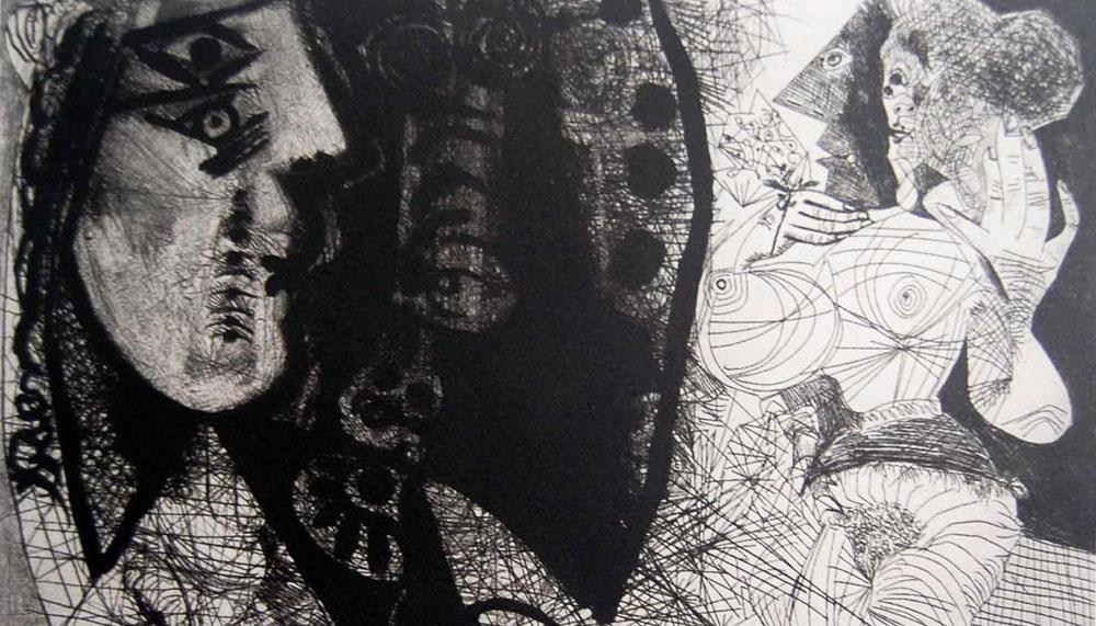 El arte en clave Picasso (II): La ingente obra gráfica de Pablo Picasso