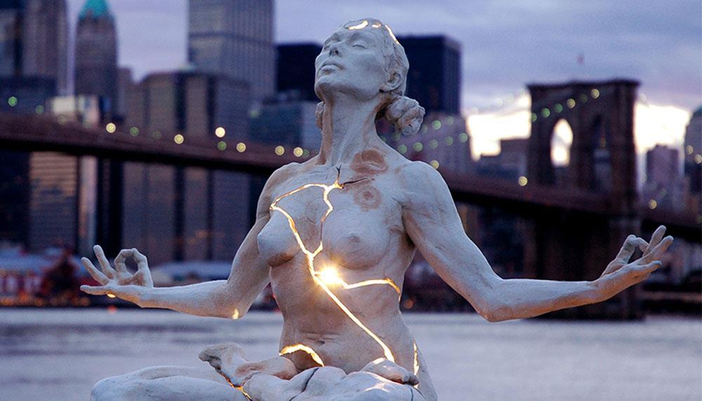 Arte insólito (I): 6 esculturas que te dejarán con la boca abierta