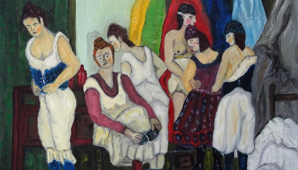 El expresionismo de Vladimir Ksieski: un viaje a la España del esperpento