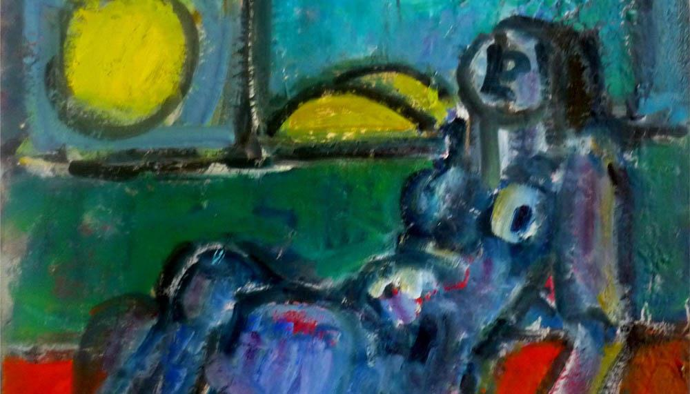 El pintor catalán Bech i Sudrià y la expresión de la realidad en sus múltiples dimensiones perceptivas.