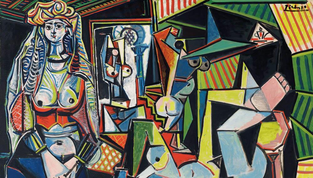 El arte en clave Picasso (I): etapas en su producción artística