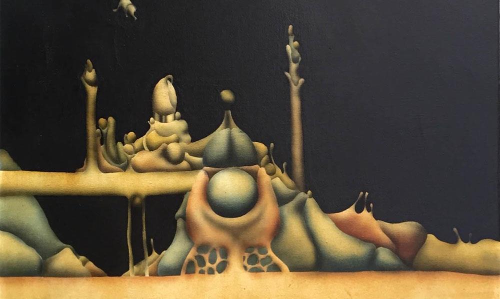 El arte outsider de Terry Pastor: entre el surrealismo y el pop art