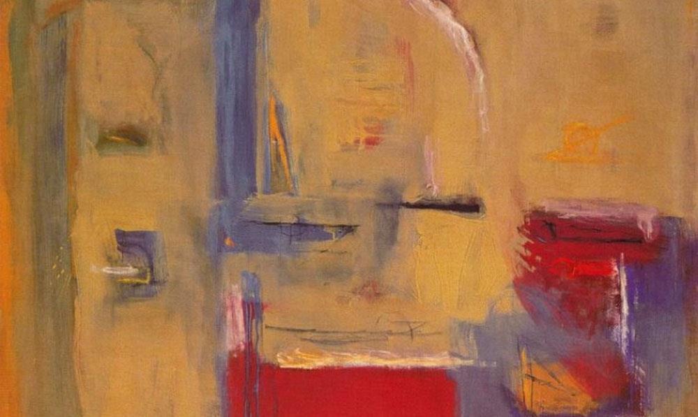 La pintura etérea de Ràfols-Casamada: un acercamiento a la dimensión límbica de la razón