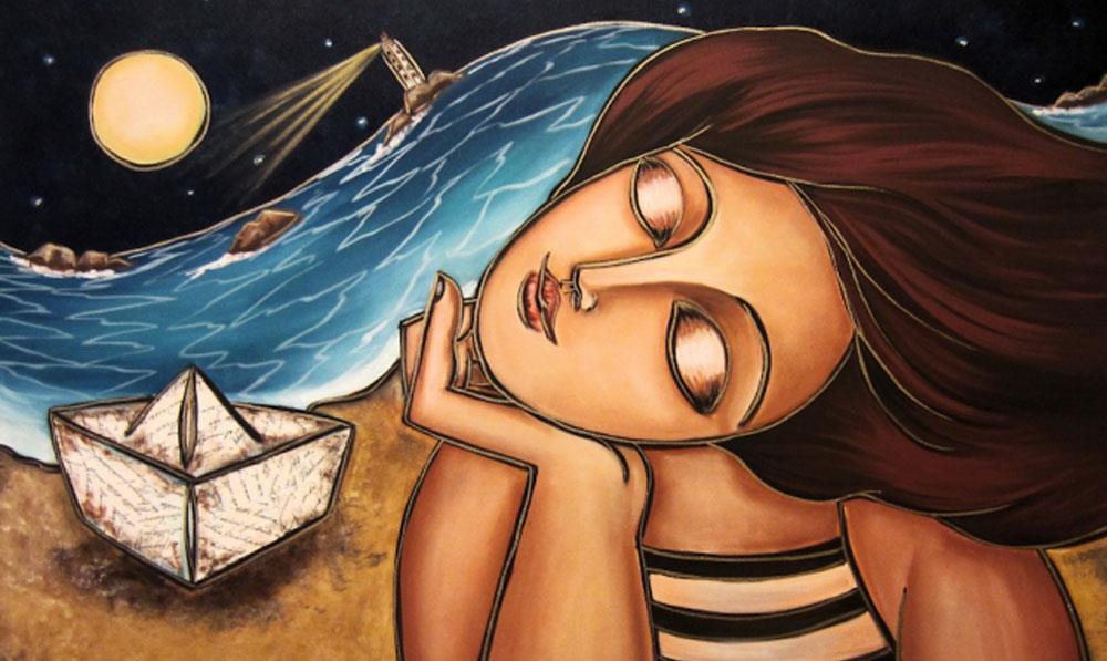 La intimidad revelada en la obra de Vanessa Lodeiro
