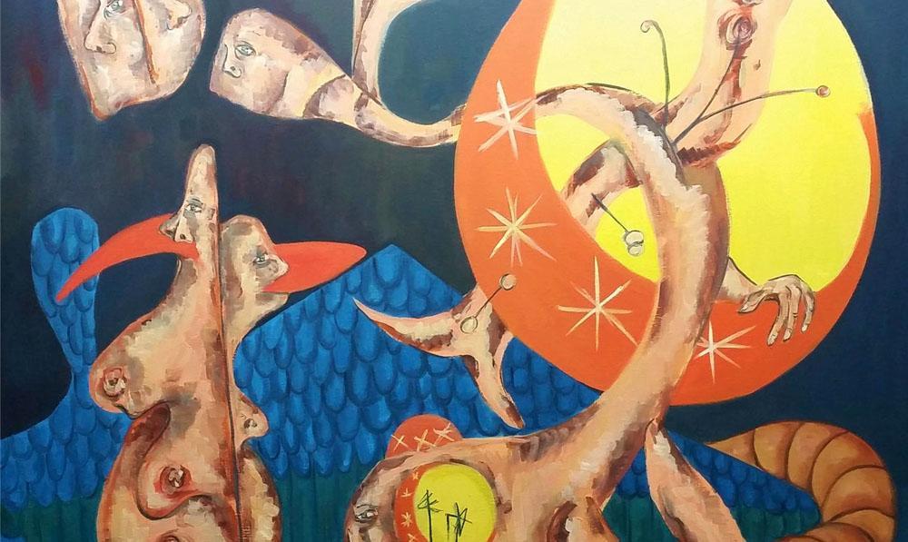 Sergi Peragón: El artista del pincel, el buril y la palabra