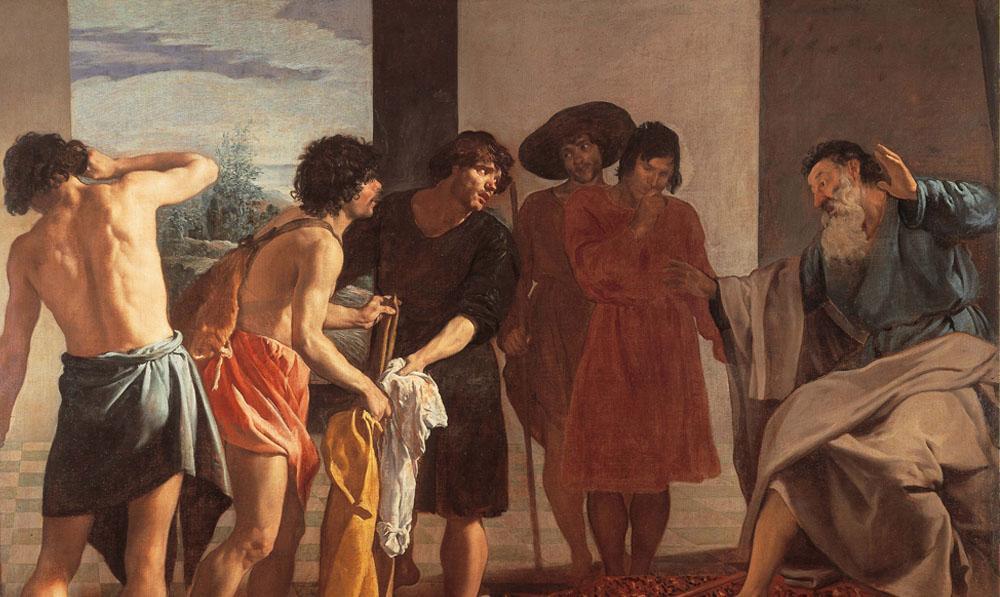 La pintura religiosa en Velázquez