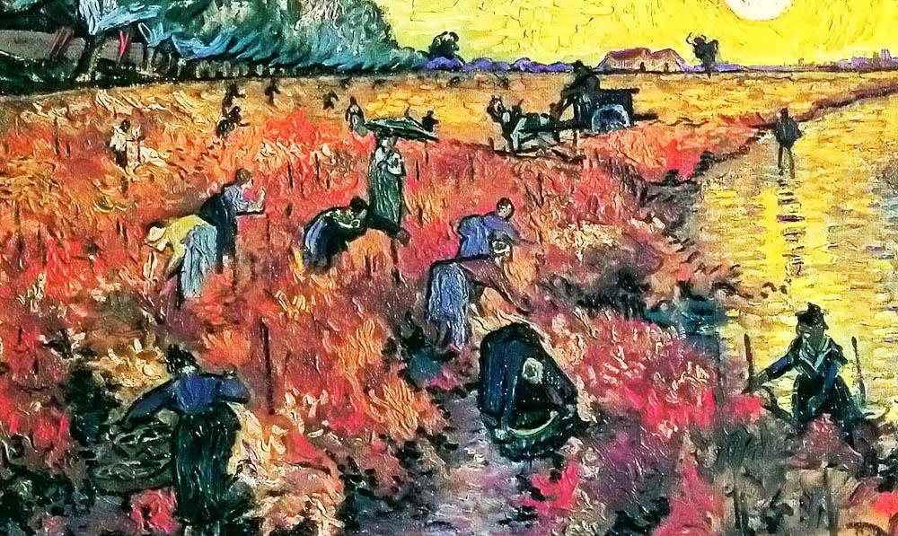 Van Gogh: El fracaso de un genio y su admiración por la pintura japonesa