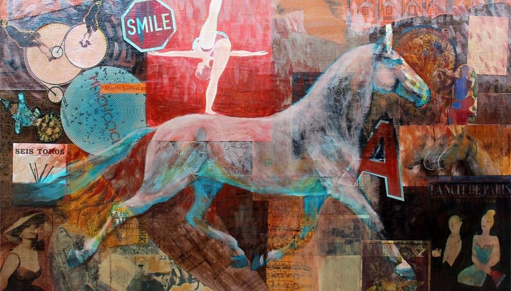 Los caballos inundan esta semana nuestra galería de arte