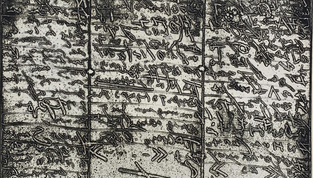 Tàpies: abonando lienzos sobre el terreno