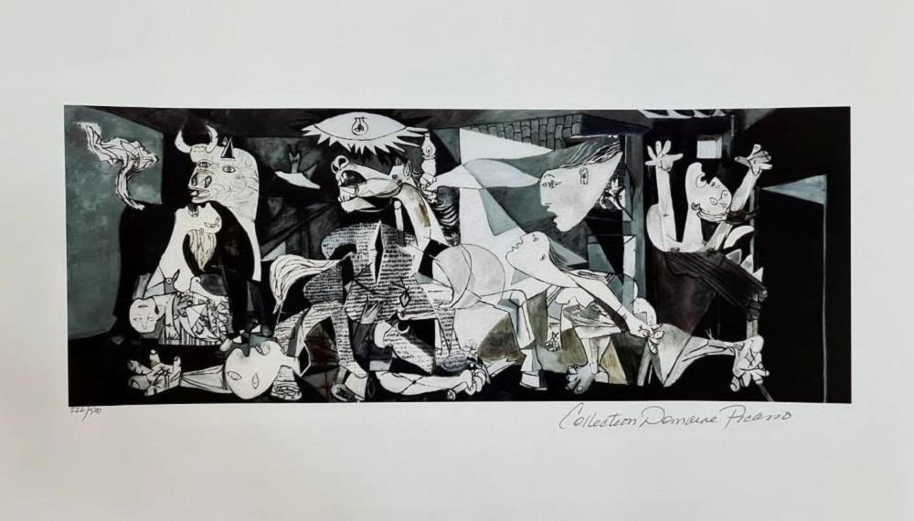Arte Animalista: caballos y aves
