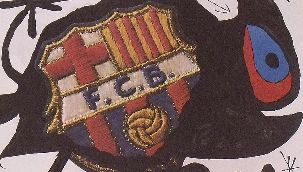 El Fútbol Club Barcelona a través del arte