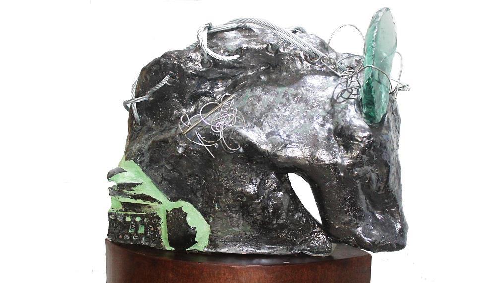 Selección de esculturas de Salvador Mollà