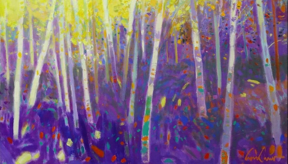 10 obras de arte donde los árboles son los protagonistas