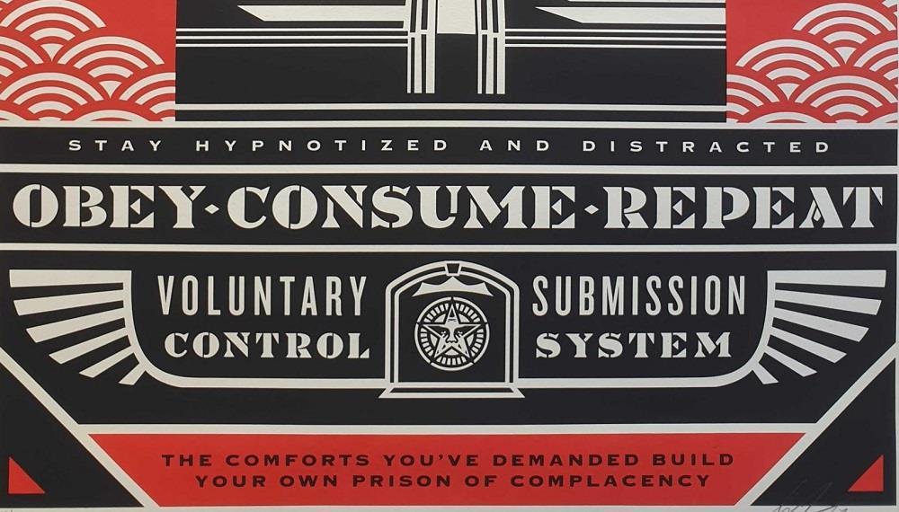 Shepard Fairey: el genio del cartelismo y el Street art