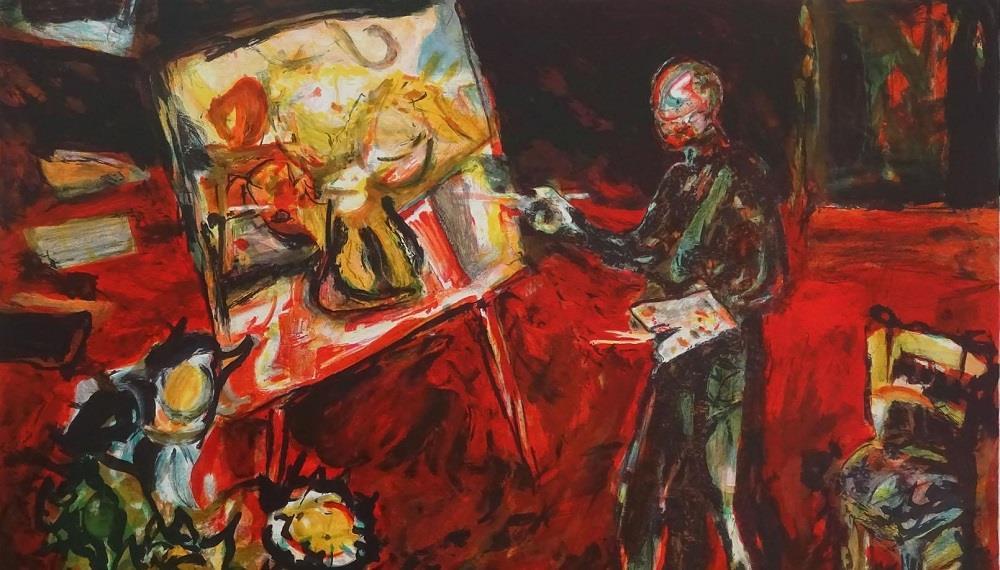 Arte bajo confinamiento