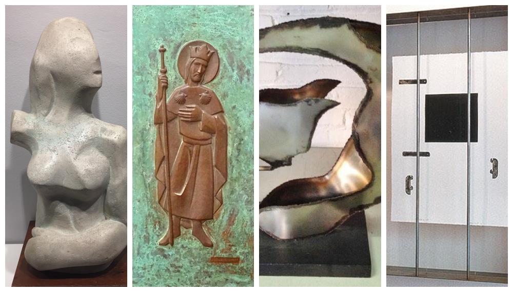 Esculturas con cuerpo y alma