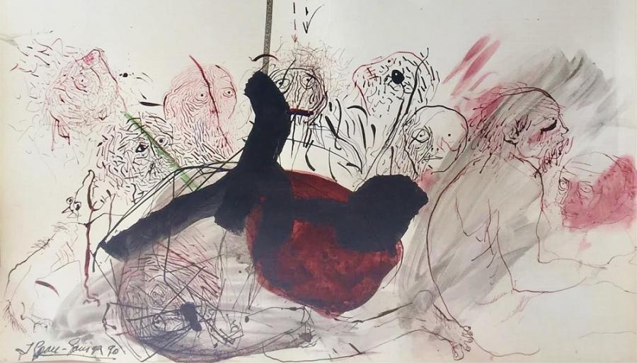 4 obras de Josep Grau-Garriga a la venta en Subasta Real